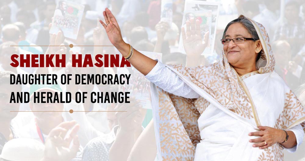 Hon'ble Prime Minister of the People's Republic of Bangladesh